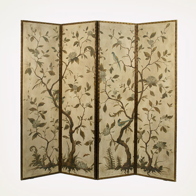 Amazing Painted Screens, Room Dividers, Decorative Folding Screens, Hand Painted  Screens, Verre Eglomise, Custom Painted Wall Panels, Made In USA, Luxury  Furniture